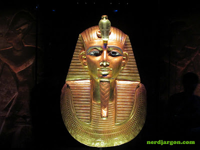 King Tut: Nerdy in Seattle
