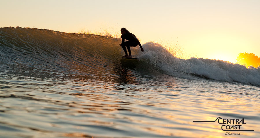 central coast surf photography