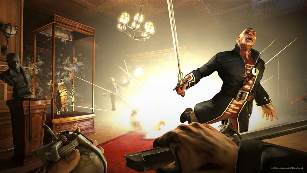 Dishonored HD & Widescreen Wallpaper 0.653294478518457