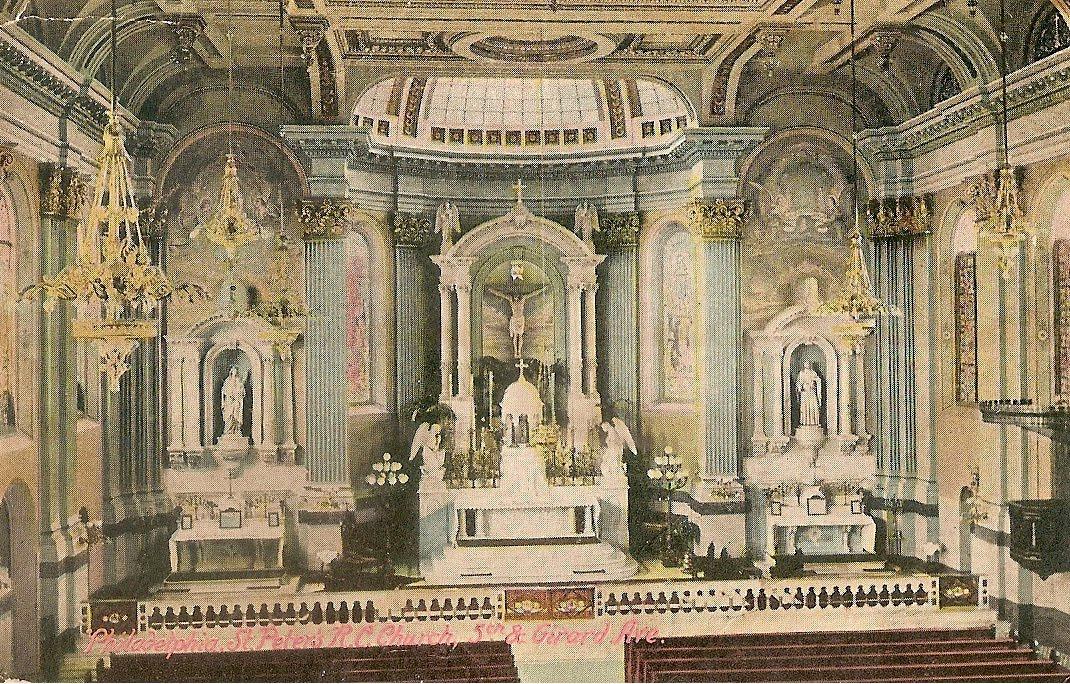 catholic architecture and history of toledo