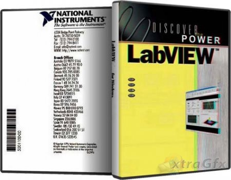 NI Labview2010 and keygen