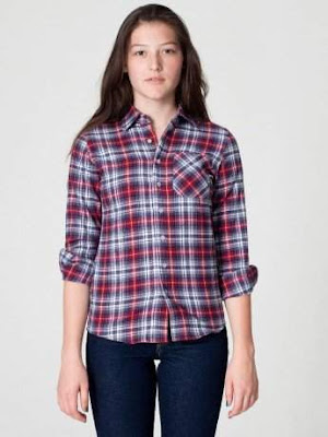 Girls Flannel Shirtsid=