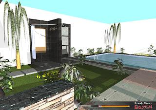 3D Kolam M.Ramdhan