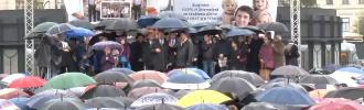 VIDEO: Adunarea publică pentru modificarea Constituției