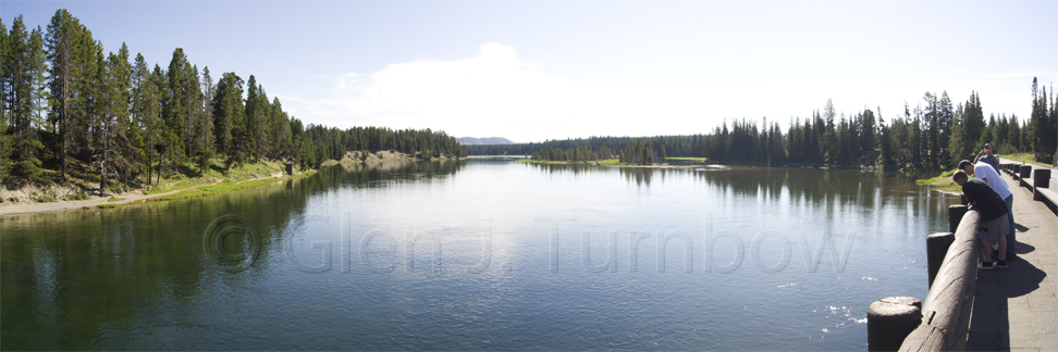 Gt imagery fishing bridge yellowstone river yellowstone for Yellowstone lake fishing