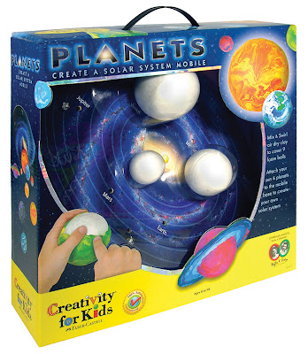 how to make a solar system in a shoebox
