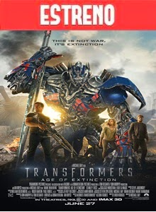 Transformers Age of Extinction CAM Español Latino 2014