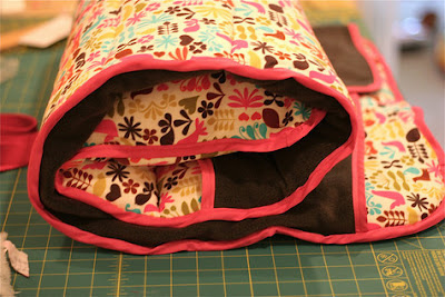 Twin Bed Patchwork Quilt