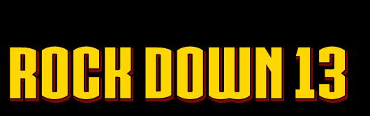 Rock Down 13 ©
