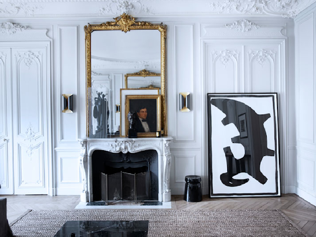 Paris-Home-fireplace