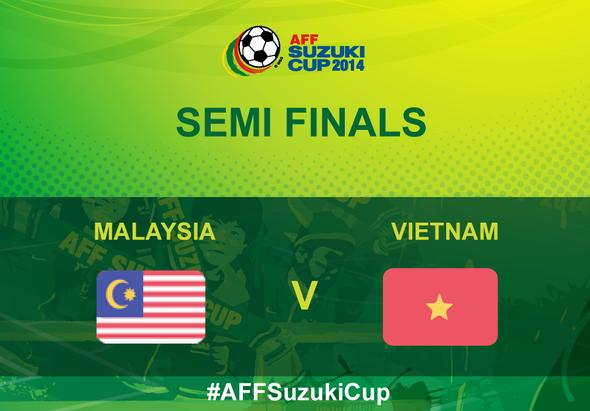Live streaming Malaysia Vs Vietnam 7 Disember 2014