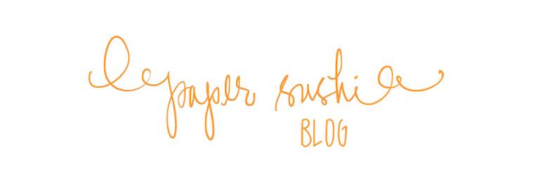 Paper Sushi Blog