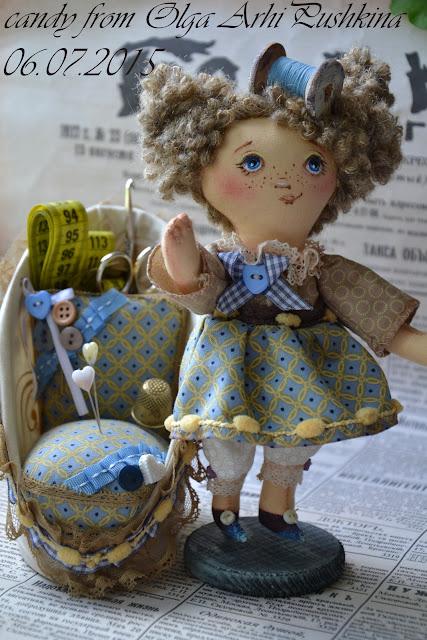 Швейная фея до 6 июля