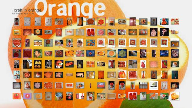 Yo participe en el Craft Naranja!