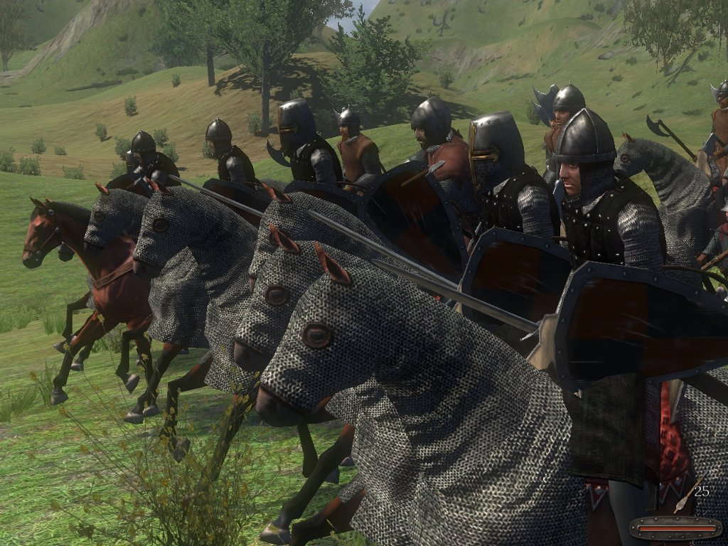 Mount Blade Warband Viking Conquest Reforged Edition 2.021 Скачать
