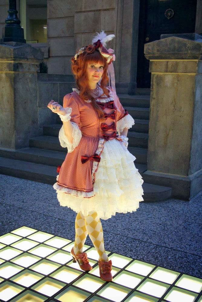 Devilinspired Rococo Clothing