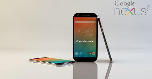 Lộ giá bán Nexus 6 và Nexus 9 tại châu Âu