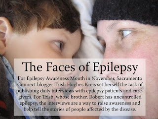 What Epilepsy Means to Me: Gallery of Interviews