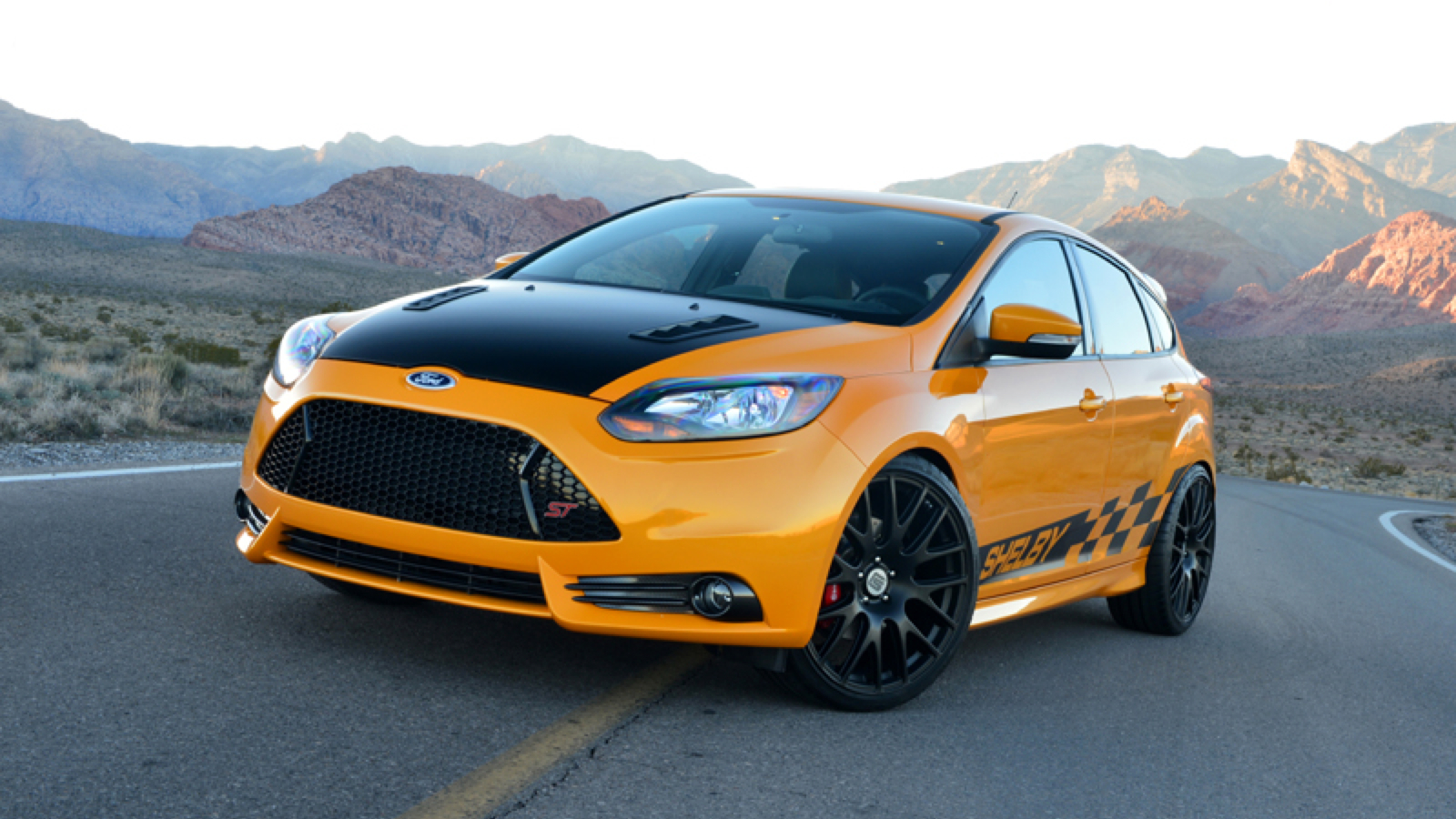 all tuning cars nz 2013 ford focus st by shelby. Black Bedroom Furniture Sets. Home Design Ideas