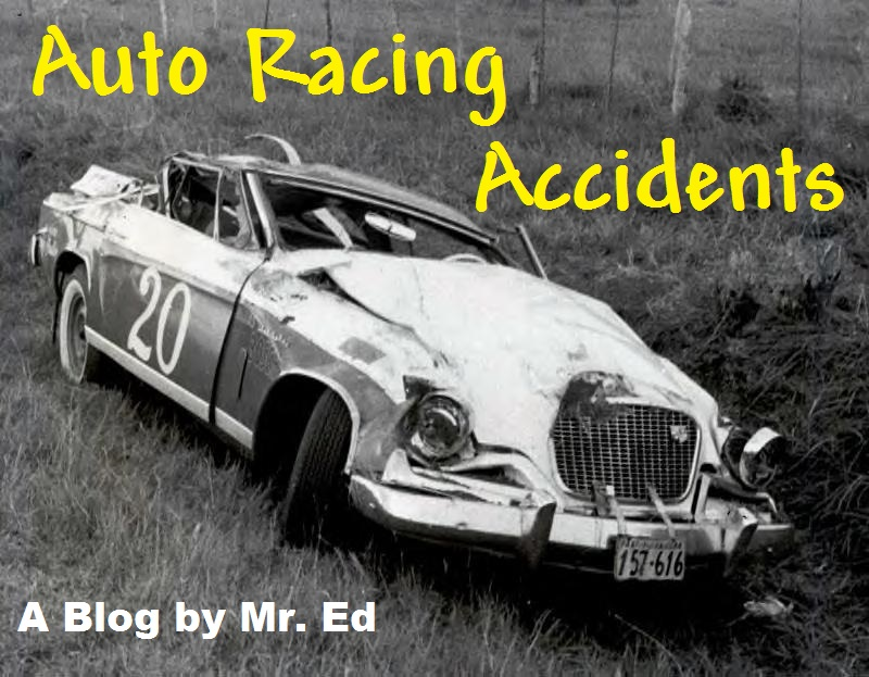 Auto Racing Accidents