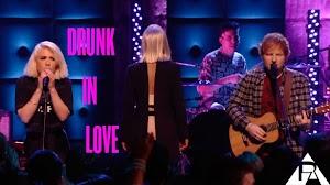 Download: Sia, Ed Sheeran e Grouplove em um cover digno de Drunk In Love da Beyoncé!