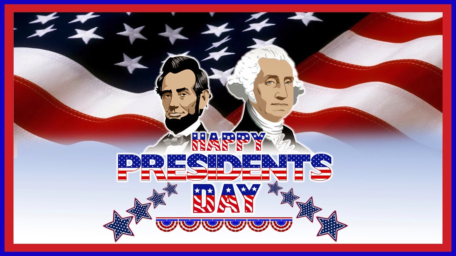 Happy Presidents Day Wallpaper
