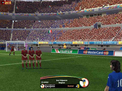 2002 FIFA World Cup GamePlay For PC