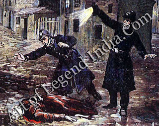 Jack the Ripper Jack the Ripper was the name given to the unknown murderer of seven prostitutes, late in 1888. His nickname came from the terrible multilation of their bodies.