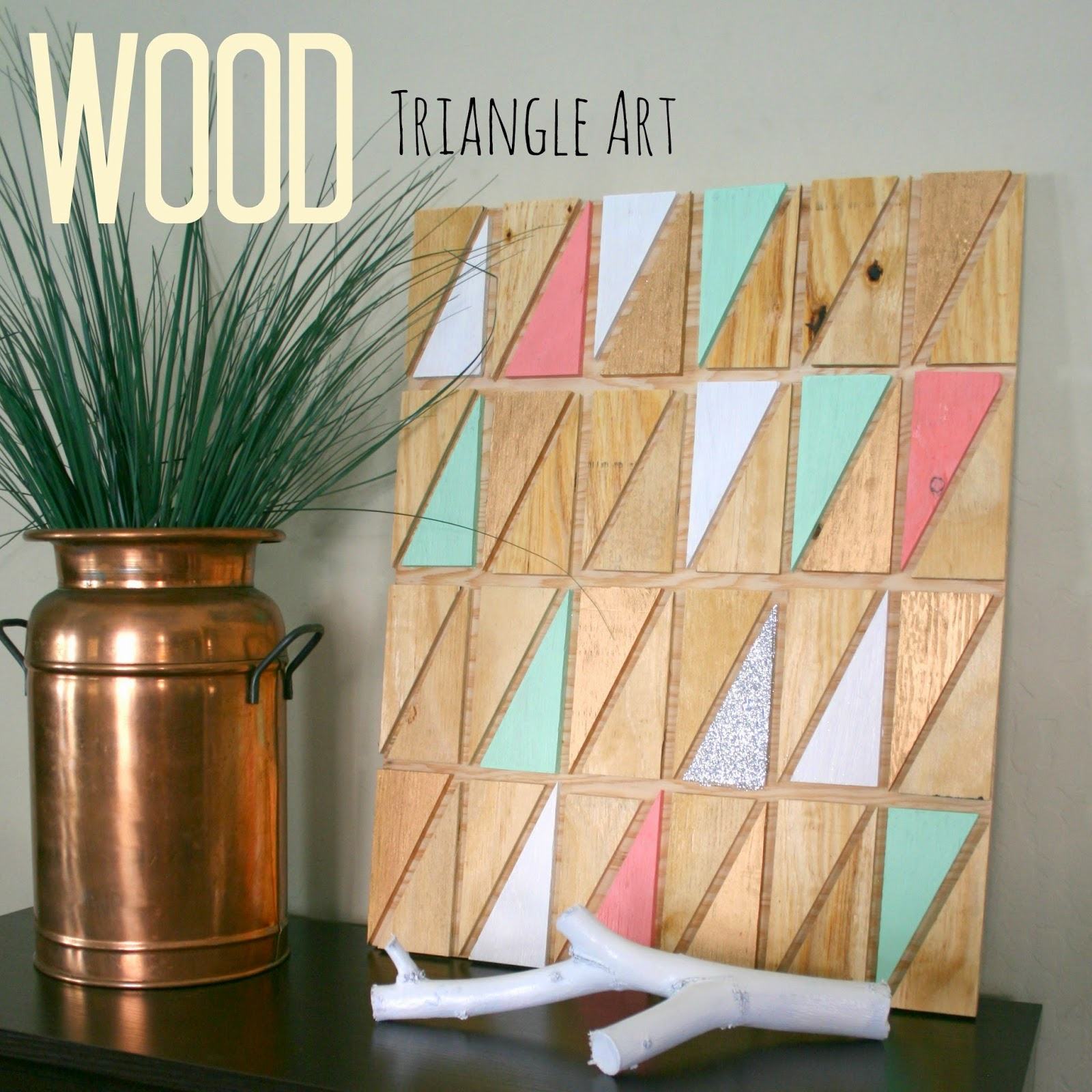 Geometric Wall Art pneumatic addict : easy geometric wall art