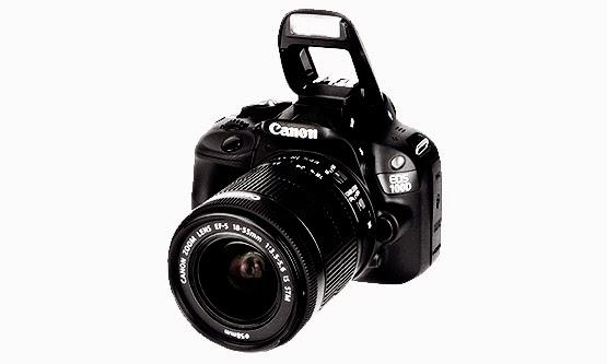 Harga dan Spesifikasi Kamera Canon EOS 100D Baru