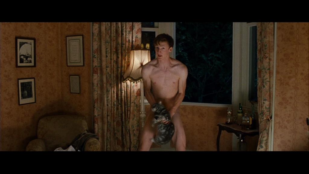 Fright night nude scene