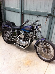 1969 Harley XLH for sale.