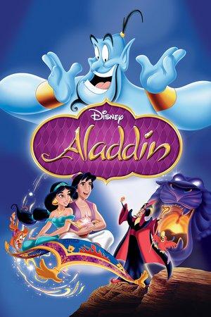 Poster Aladdin 1992