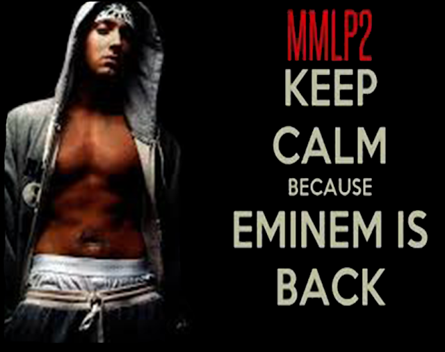 Download Eminen MMLP2 Full Album