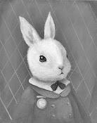 El conejo del relog