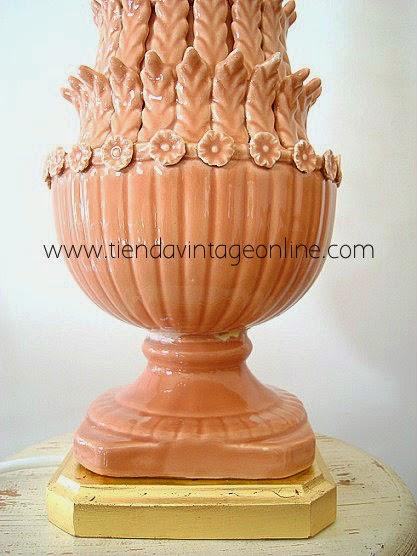 vintage lamps 50 ceramica de manises valencia baratas