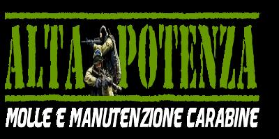 Alta Potenza A.R. - Molle e kit carabine