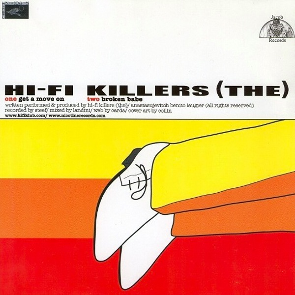 Los Dragos / Hi-Fi Killers, The - Split