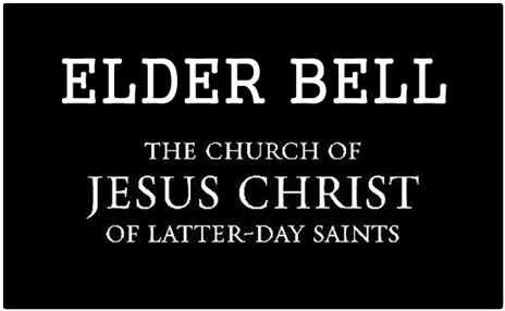 Elder Bell's Mission Blog