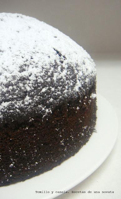 Bizcocho Fácil De Chocolate... Hoy Lo Necesito!