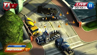 Smash Cops Heat 1.09 Apk Mod Full Version Data Files Unlocked Download-iANDROID Store