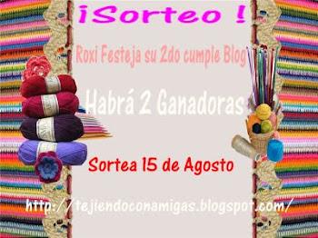 Sorteo Cumple Blog..!!!