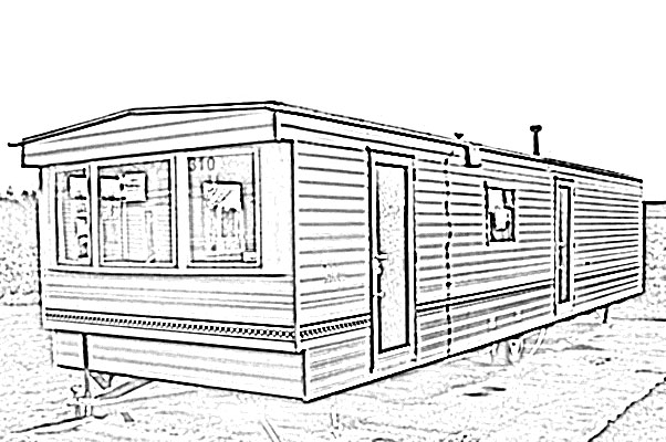 clipart mobile home - photo #3