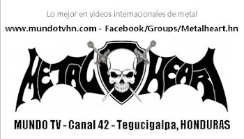 Metalheart! Programa de Videos