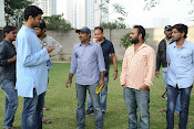 Oohalu Gusa Gusalade movie Working stills-thumbnail-17