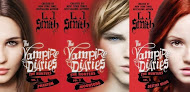 ★SPIN OFF VAMPIRE DIARIES:THE HUNTERS-L.J SMITH★