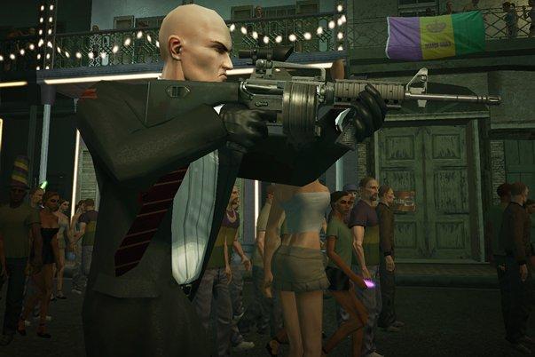Hitman 2 - Silent Assassin - PC Games Free Download Full