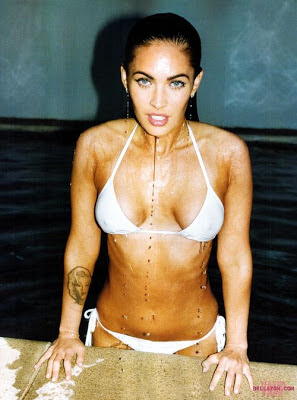 Megan Fox Bikini Wallpapers