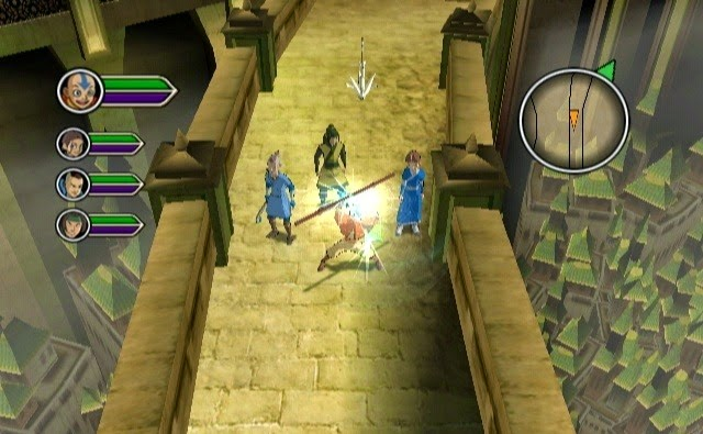 Avatar The Last Airbender PC Games Gameplay