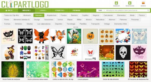 Clipartlogo. Miles de imágenes y logos de libre uso para descargar gratuitamente